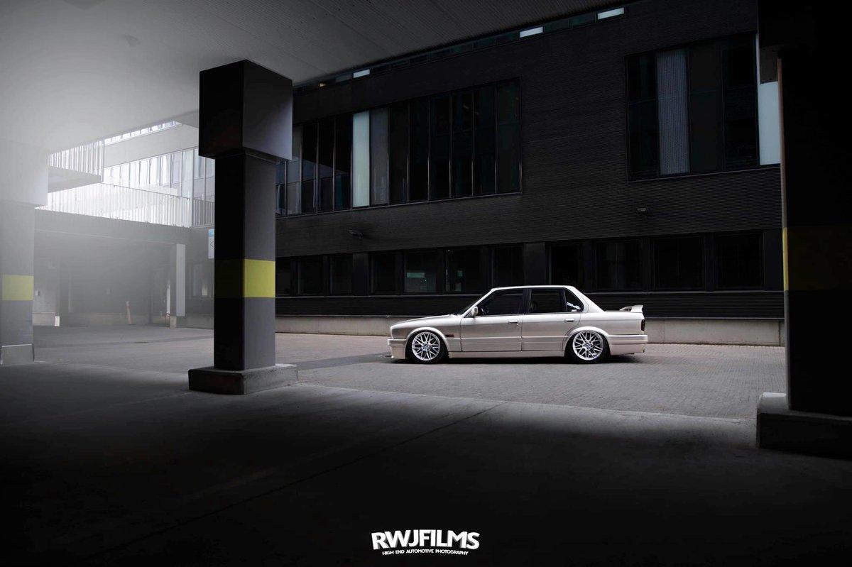 RJWFILMS autonkuvausta